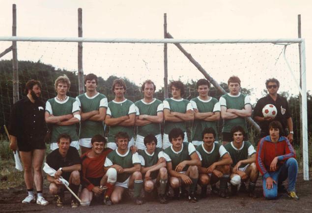 Gründungsmannschaft 1978