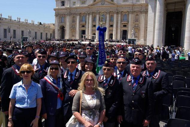 Bicentenario dell'Arma a Roma