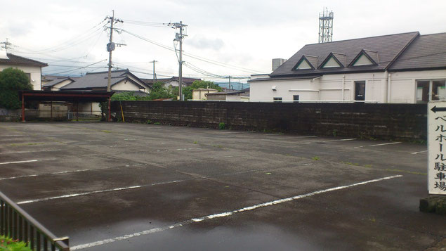 ベルホール吉瀬斎場第二駐車場