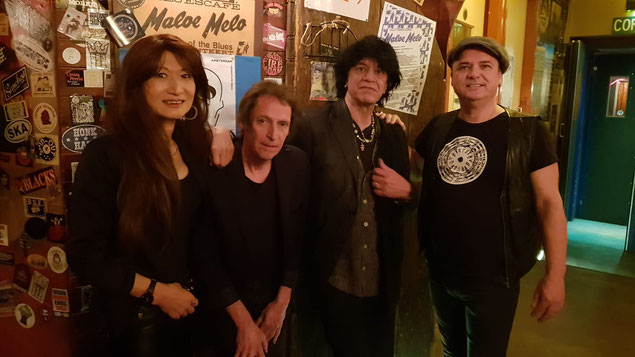 Rei Satoshi Band with SO SMOKE, 2018