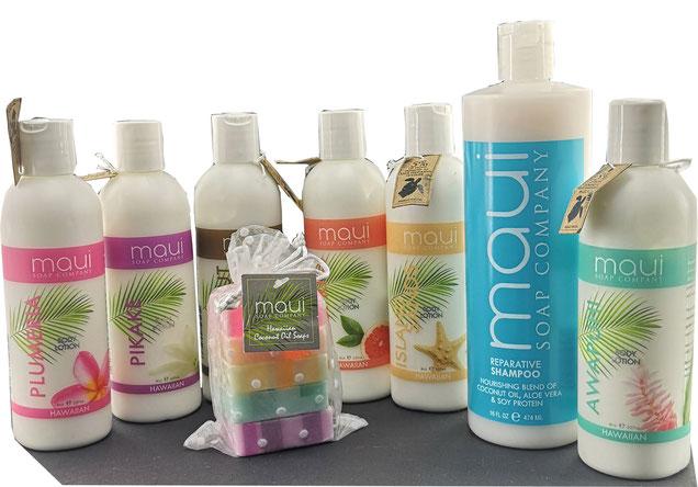 Body Product Lotion Seife Hawaii Maui Soap