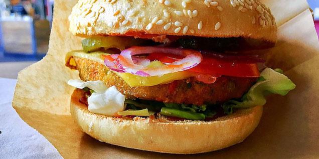 vegan cheeseburger voodies