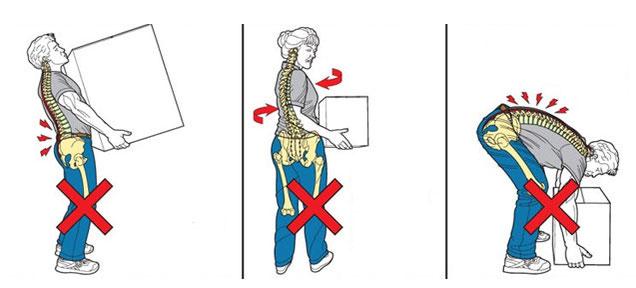 Sensibilisation aux bons gestes & aux bonnes postures