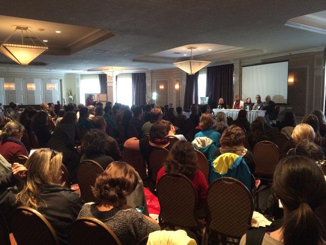 congrès 'écologie de l'enfance' - 5 octobre 2014 - Montréal - tous droits réservés
