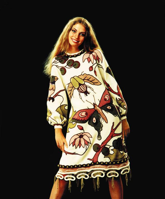 Alexander Seraphim's knits, 1996