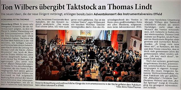 Heinsberger Nachrichten - Artikel zum Vergrößern einfach anklicken
