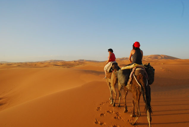 Séjour au Maroc en randonnée