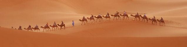 Randonnée au Maroc au désert