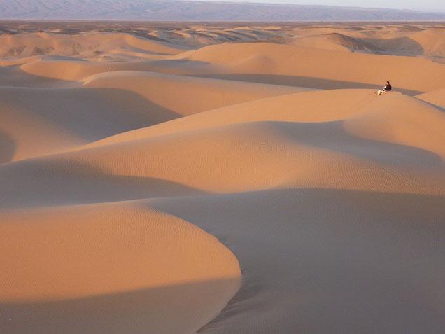 circuit au désert Maroc