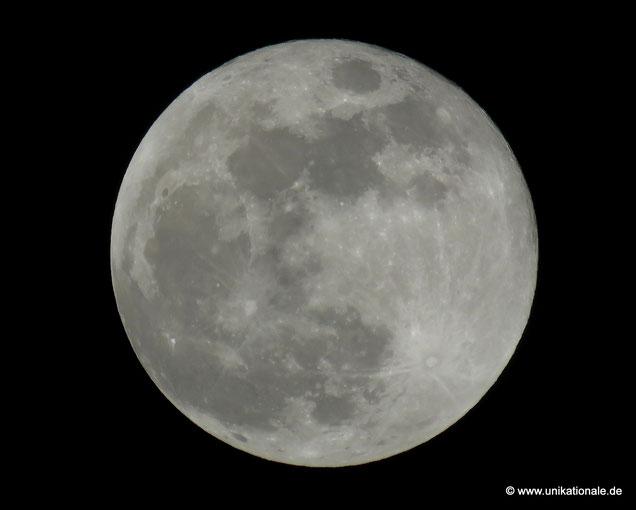 Blue Moon, Supermond und Blutmond in einer Nacht