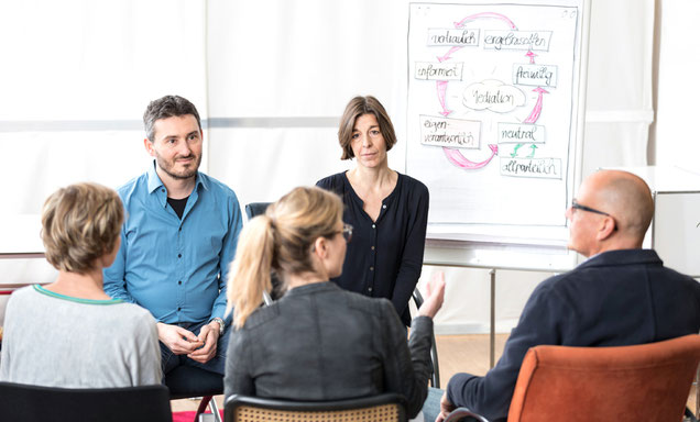 Konstruktive Konfliktbearbeitung Freiburg Mediation