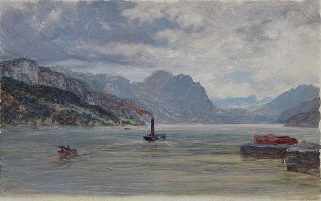 Karl Lang Archiv Büsingen, Thomas Burton Watkin Forster, TBWF