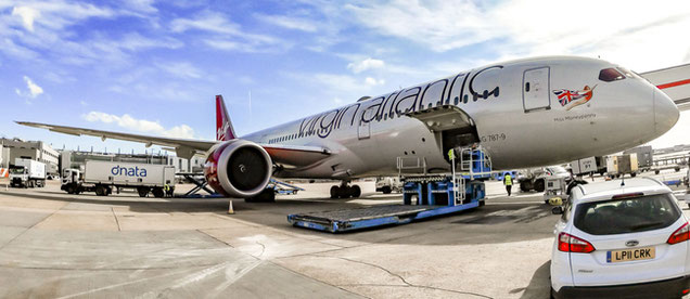 Virgin expands its pan-European 'preighter' network by integrating Frankfurt  -  photo: company courtesy