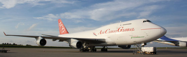 Will we see Air Cargo Global freighters in operation again? -  photo: CFG / hs