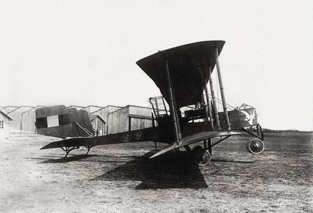 Caproni Ca.33.