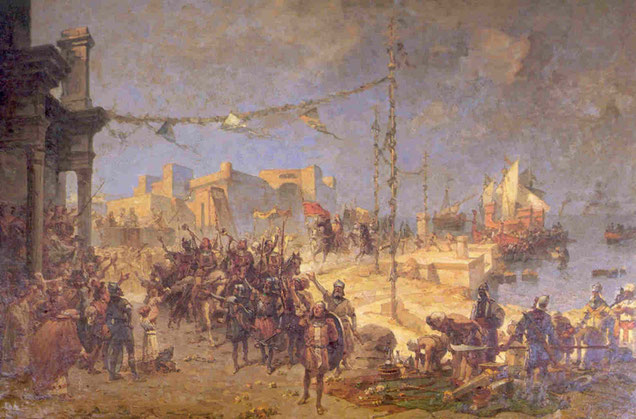 R. Armenise Bari liberata dai Saraceni