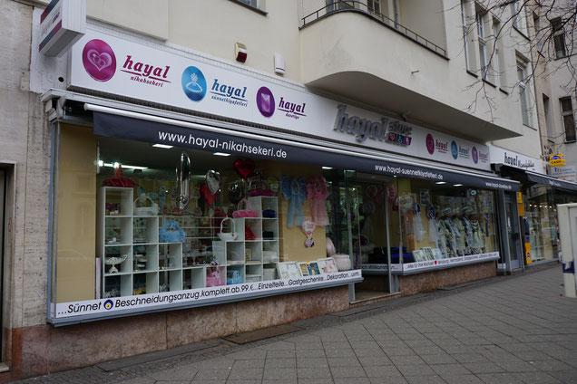 Gewerbeobjekt Hayal in Berlin