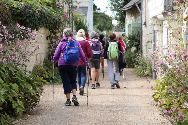 randonnées visites groupes Val de Loire patrimoine région Centre guide Touraine Loire Valley