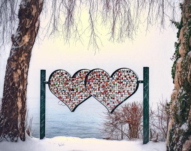 Hochzeit im Winter in Österreich