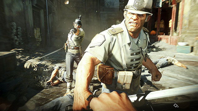 PS4 Spiele 2016: Dishonored 2
