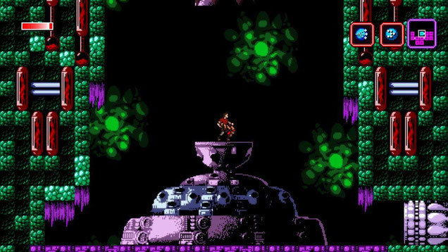 Beste Switch Spiele: Axiom Verge