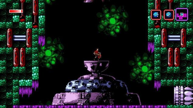 Beste Switch Spiele: Axiom Verge