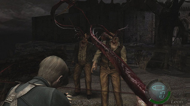 PS4 Spiele 2016: Resident Evil 4