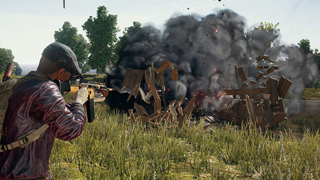 Online Spiele: Playerunknown's Battlegrounds