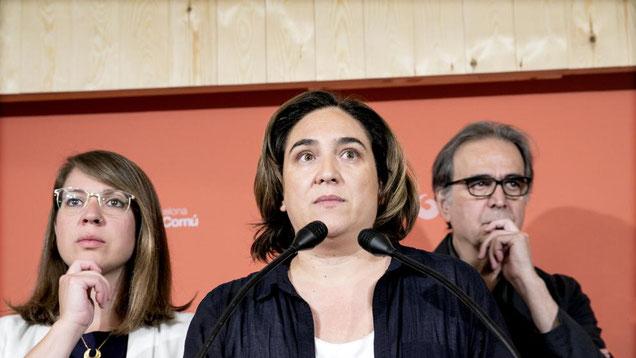 Выборы на пост мэра Барселоны