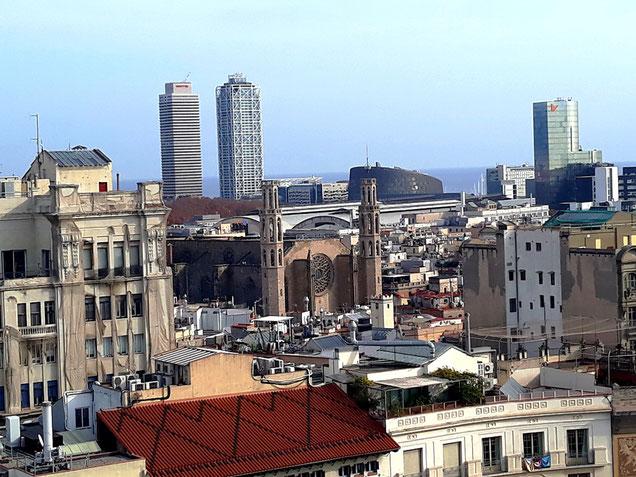Пешеходные экскурсии по Барселоне с русскоязычным гидом