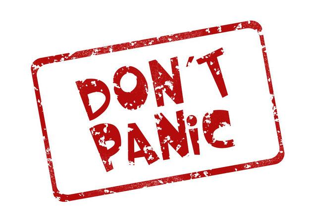 Keine Panik - Ängste einfach überwinden