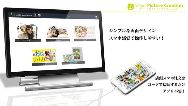 佐倉市の写真店 スマートフォンから写真プリント 簡単注文
