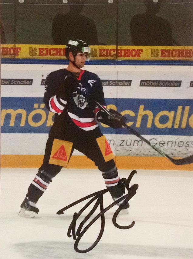 Pierre-Marc Bouchard Autograph Autogramm
