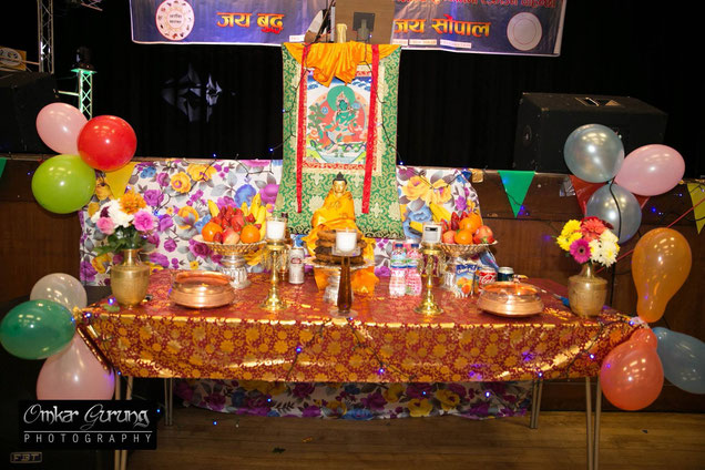 Sonpal UK's Lhochhar Celebration - 9 Jan 2016 Album3
