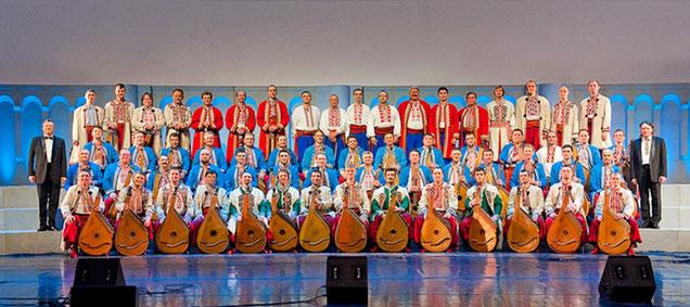 В репертуарі Національної заслуженої капели бандуристів  імені Григорія Майбороди пісні на слова Великого Кобзаря