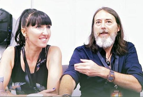 Robert und Gosia