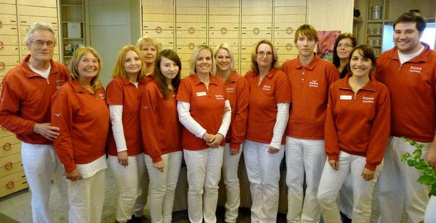 Team der SOMA Apotheke
