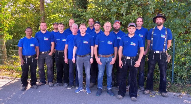 Kessler Holzbau Team