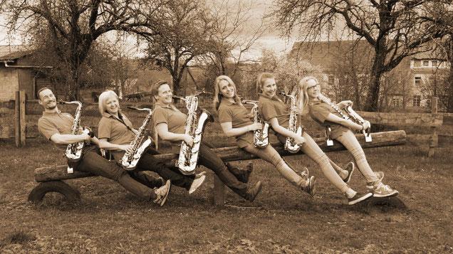 Musikverein Kreenheinstetten - Gemeinde Leibertingen, Register Saxophon