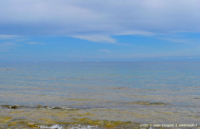 More u blizini Poreča