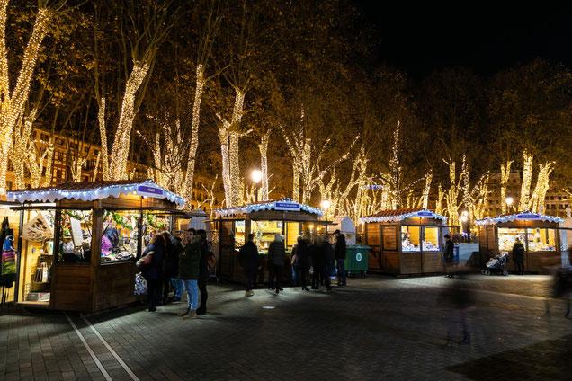 Bilbao Christmas Market
