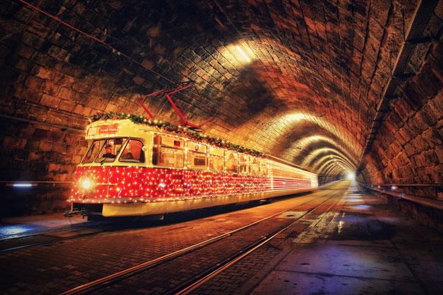 Bratislava Christmas Tram
