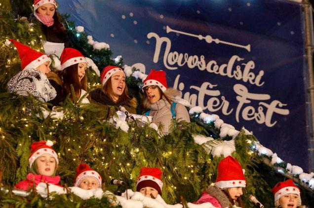 Novi Sad Christmas Market