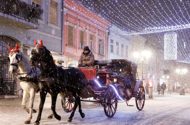 Novi Sad Christmas Market - Copyright Novi Sad WinterFest