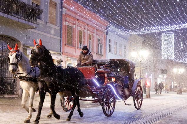 Novi Sad Christmas Market - Copyright Novi Sad WinterFest
