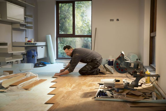house renovations timber flooring