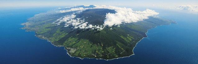Diagonale des Fous sur l'île de la Réunion