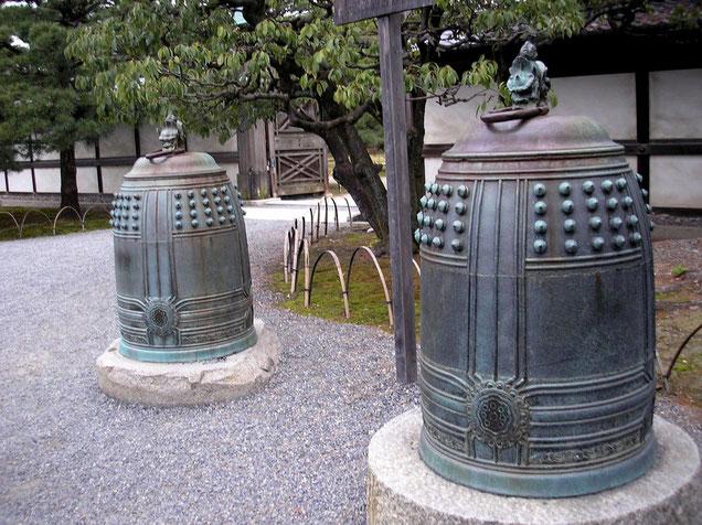 Les tsurigane - cloches de bronze de temple