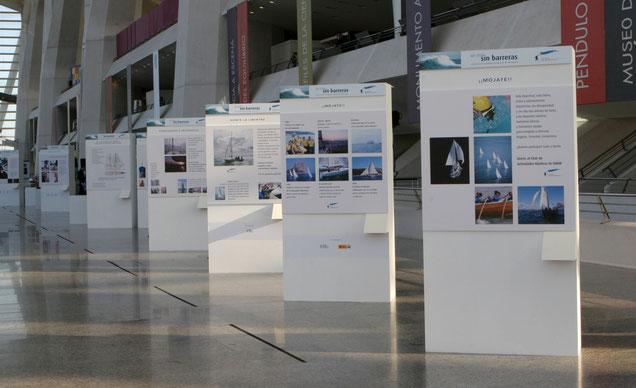 Exposición Un Mar Sin Barreras