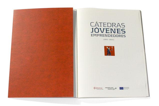 Catálogo Cátedras Jóvenes Emprendedores